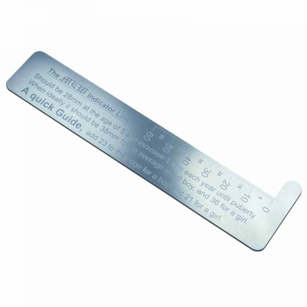 The Mew Indicator Line Ruler